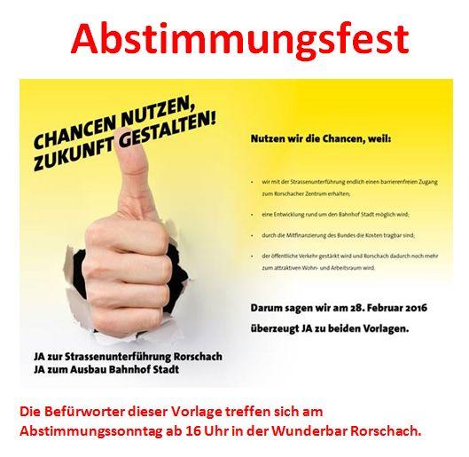 18-Abstimmungsfest
