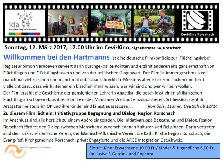 Herzlich Willkommen Bei Den Hartmanns