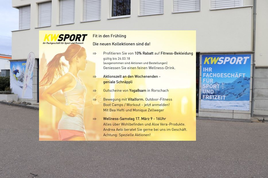 kw sport l dt zum wellness samstag rorschacher echo. Black Bedroom Furniture Sets. Home Design Ideas