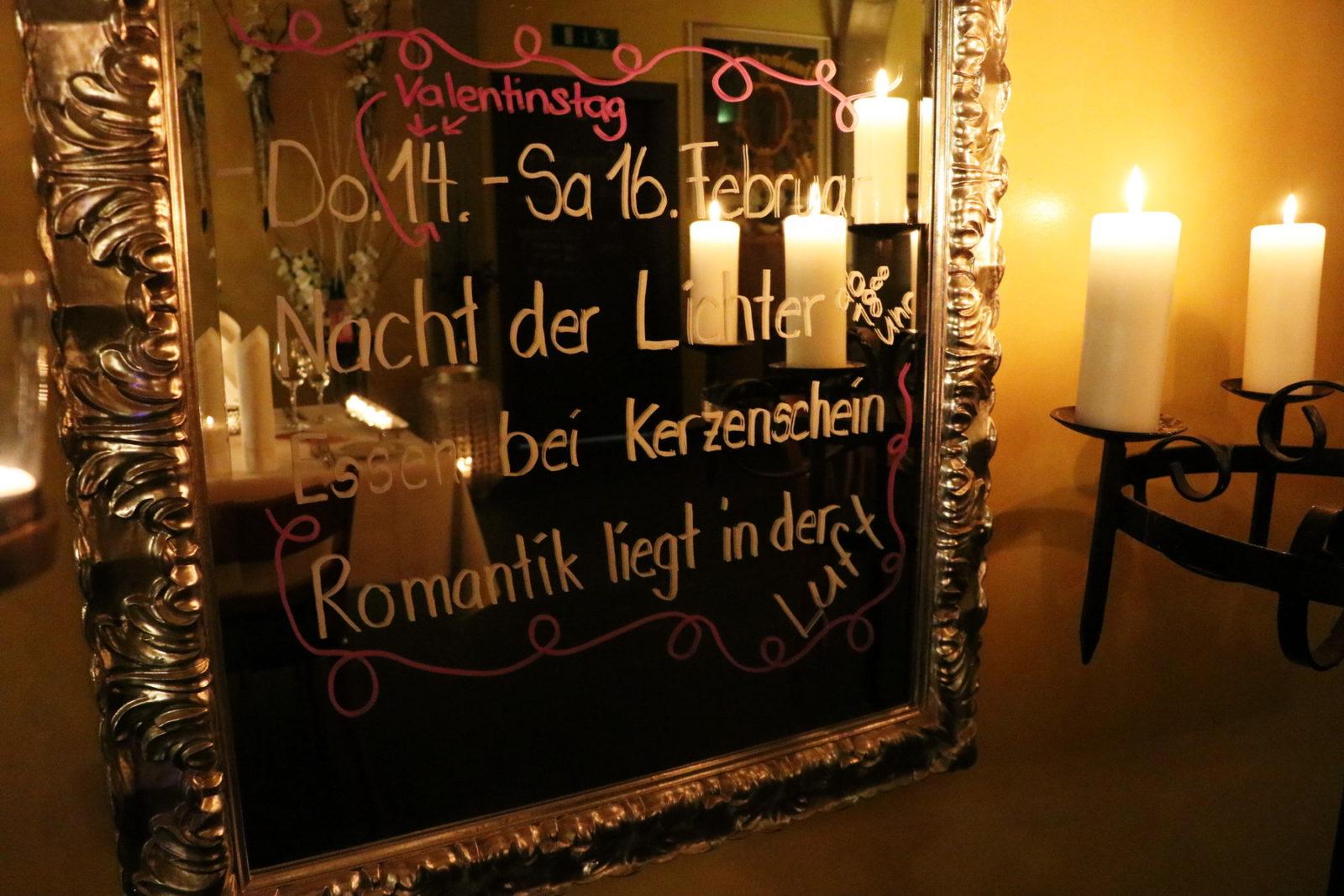 Zum Valentinstag Das Einmalige Ambiente Im Mariaberg Rorschacher Echo