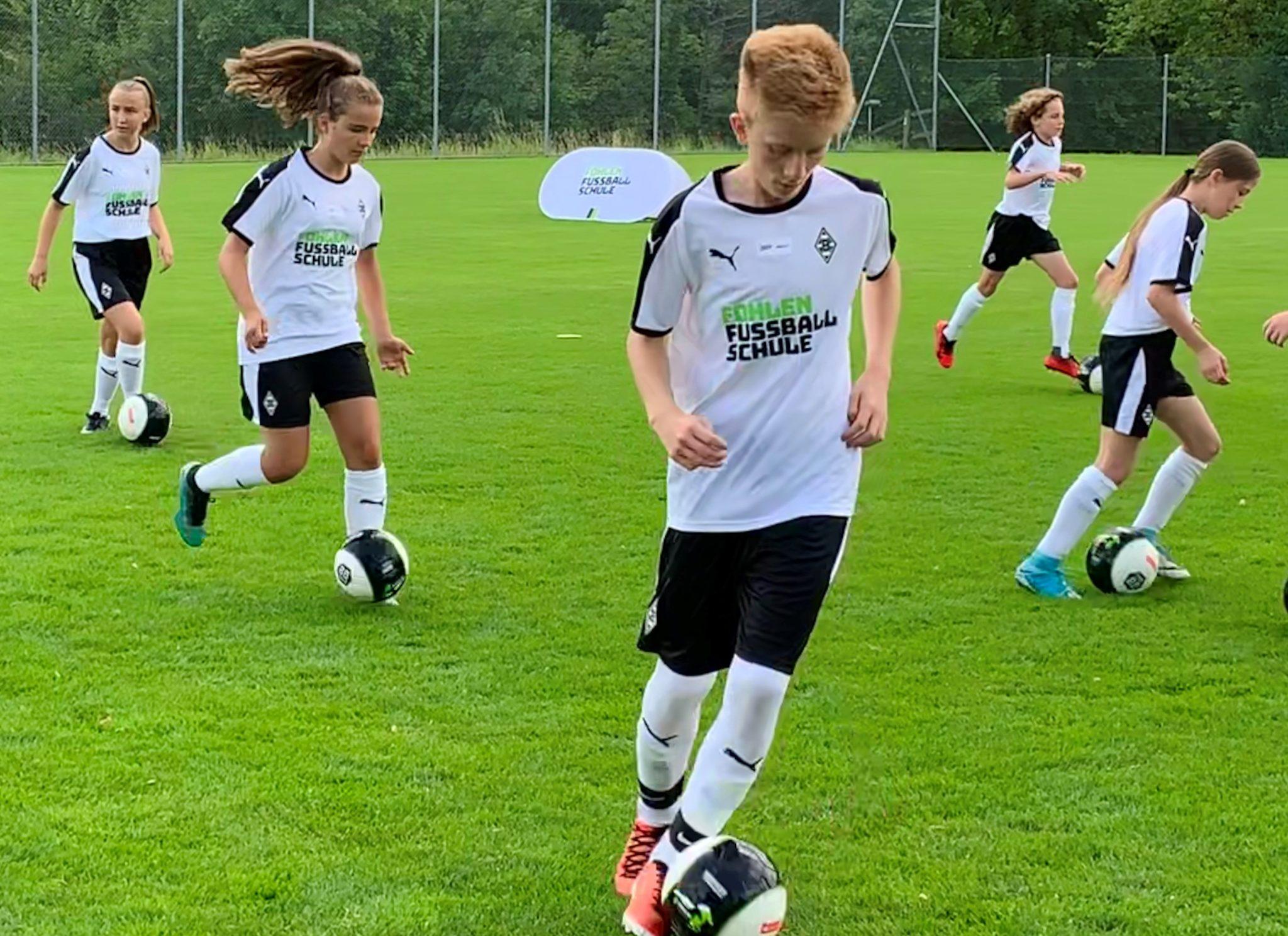 Borussia Mönchengladbach Fussballschule