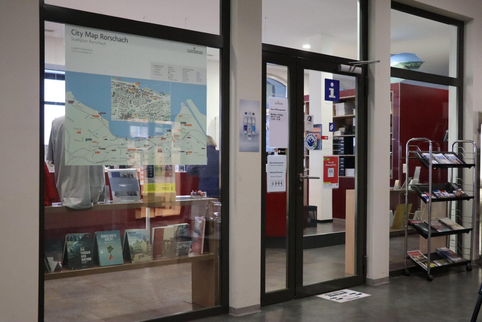 Touristbüro